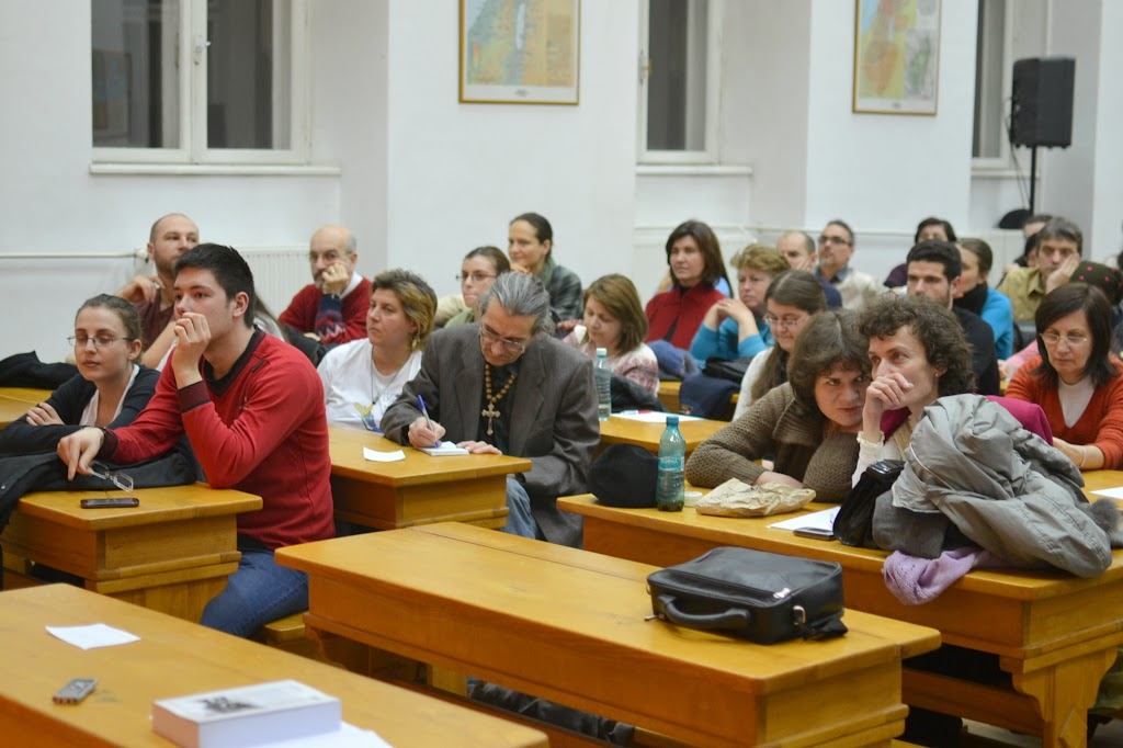 Seara cultural duhorvniceasca la FTOUB 136
