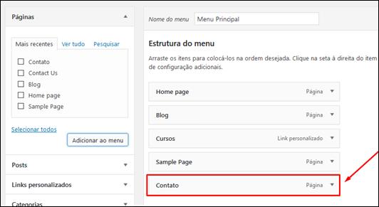 Como inserir um formulário de contato JotForm no Wordpress - Visual Dicas'