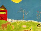 Acrylic Farm by Jenna