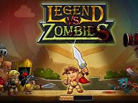Legend vs Zombies v3.8 Apk Mod Terbaru