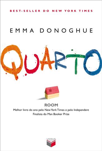 Quarto - Emma Donoghue - Capa