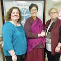 UU hosts Lama Kathy Wesley, February 25, 2011