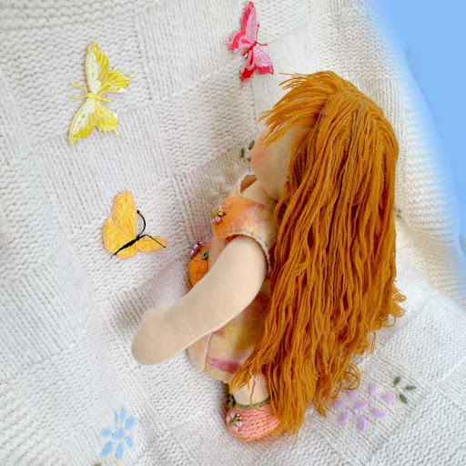 вальдорфская кукла Мартина