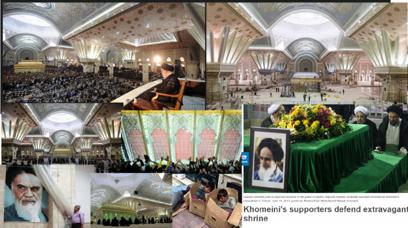 Syiah  Wajib Hancurkan Kuburan Husein Menurut Syiah