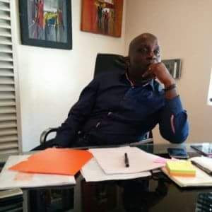 Lagos State Commissioner of Sports, Deji Tinubu has been sacked
