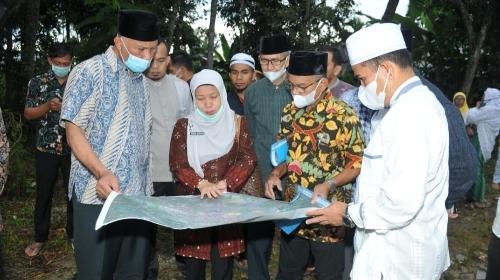 Gubernur Sumbar Tinjau Kondisi Batang Lembang Solok, Penyebab Terjadi Banjir