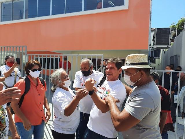 Sinsenat: JOTA NETO DERROTA SORAYA GODEIRO