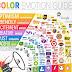 Influence des couleurs sur les émotions
