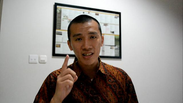 Tentang FPI, Felix Siauw : Keberadaan Mereka Memberi Ketenangan dan Kedamaian