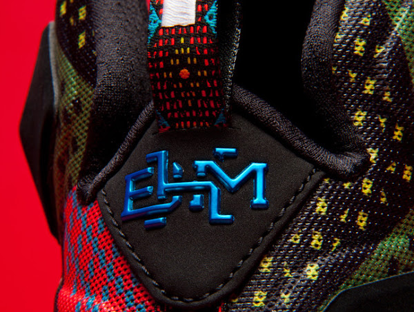 Release Reminder Nike LeBron XIII Black History Month