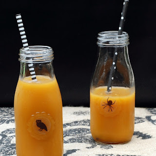 Homemade Pumpkin Juice