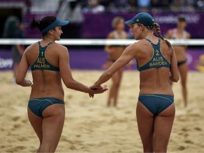 Londres: Voleibol de Playa el deporte más atractivo
