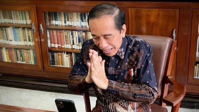 Pengamat: Jokowi Gunakan 'Kalimat Bersayap' Saat Tanggapi Wacana Perpanjangan Masa Jabatan Presiden