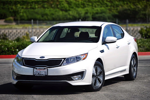 2013 Kia Optima Mpg