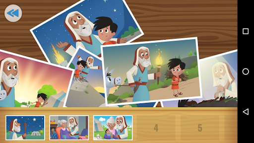 Bible App for Kids: Interactive Audio & Stories 2.20 screenshots 8