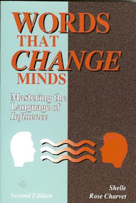 Cover of Shelle Charvet's Book Words That Change Minds