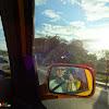 Den guten Rallyefaher erkennt man an den Fliegen auf den Seitenscheiben ;-)