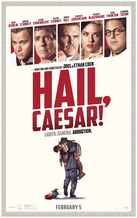 Hail, Caesar! official site