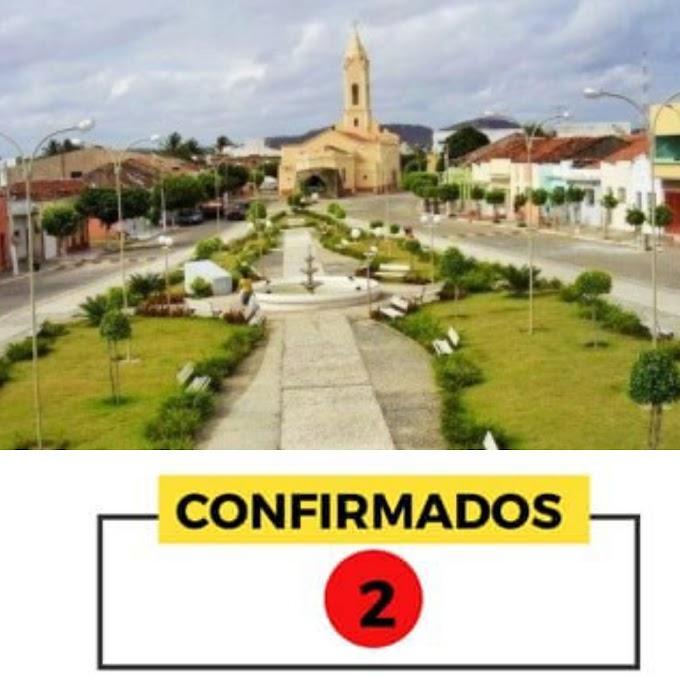 Carnaíba tem novo caso de Coronavírus confirmado