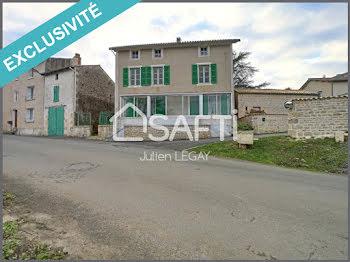 maison à Saint-Romans-lès-Melle (79)