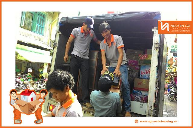Hình ảnh dịch vụ chuyển nhà Nguyên Lợi