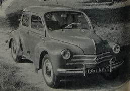 Renault 1960 4 CV