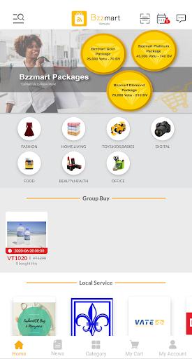 Bzzmart Vanuatu 1.3.1 screenshots 1