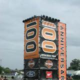 Harley Davidson's 100