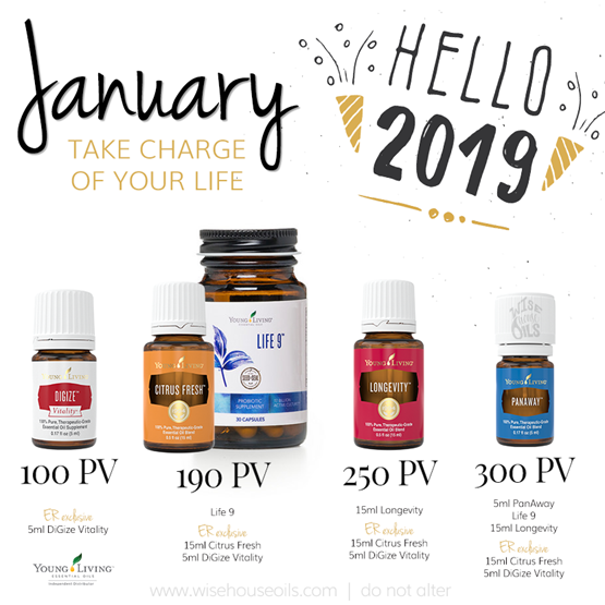 January 2019 Young Living Promo WHO