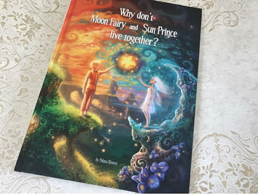Why don't Moon Fairy and Sun Prince Live Together? Book Review