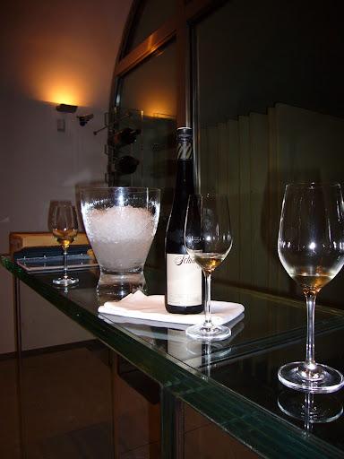 Cata de vinos en el Palais Coburg de Viena
