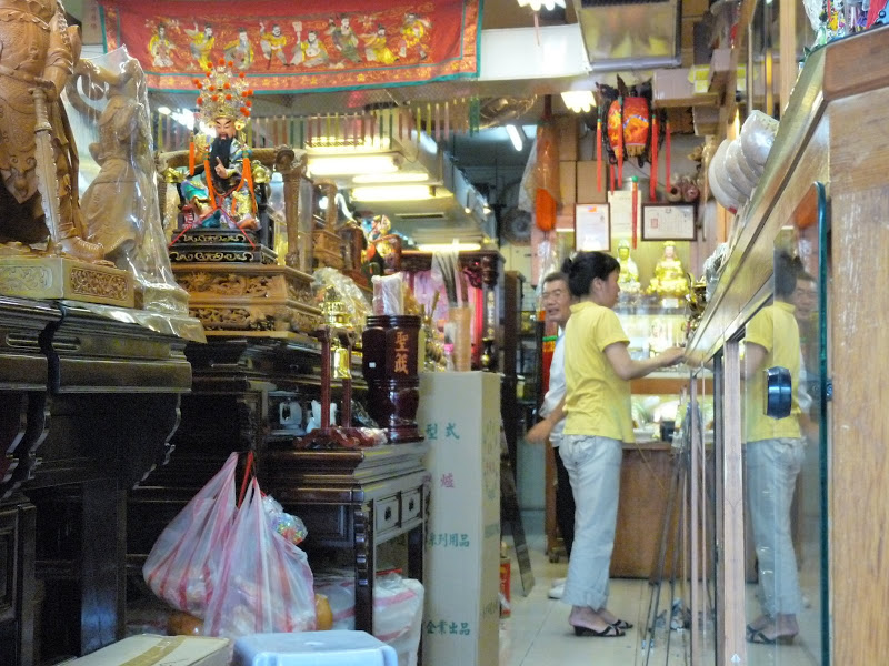 TAIWAN Taipei autour de Longshan Temple - P1120547.JPG