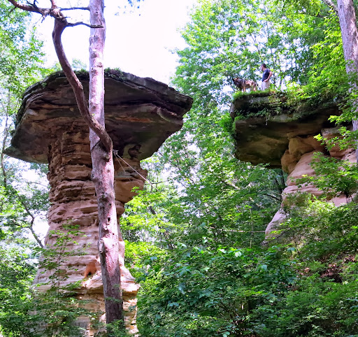 Stand Rock, Wisconsin Dells