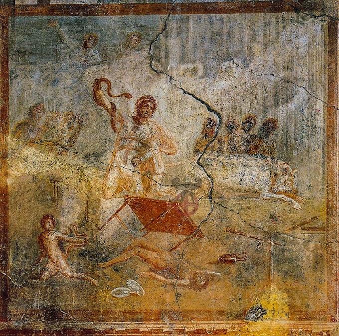 Τα φίδια στην θρησκεία και την αρχαία ελληνική μυθολογία