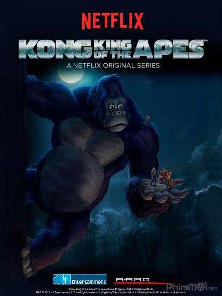 Kong: Vua Khỉ Tái Xuất - Kong: King of the Apes