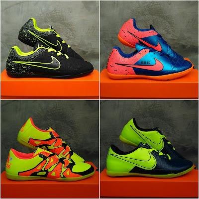 harga grosir sepatu futsal murah nike adidas terbaru