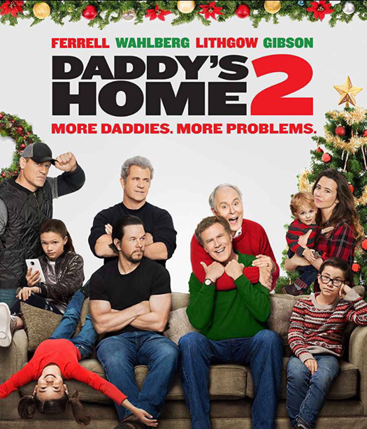 Review Daddy S Home 2 2017