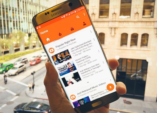 Tải Youtube - Ứng dụng nghe nhạc, xem video Free cho Android + Hình 4