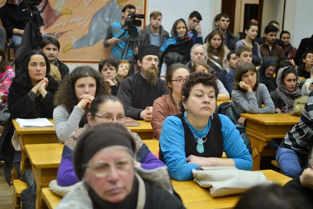 Seara cultural duhorvniceasca la FTOUB 156