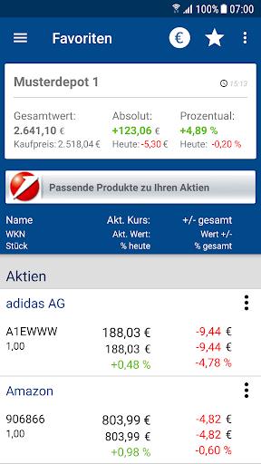 Börse & Aktien - finanzen.net  screenshots 5