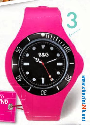 Đồng hồ trẻ em Sophie Coco - JTX47