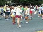 Our fellow runners on the Emory Healthcare team.