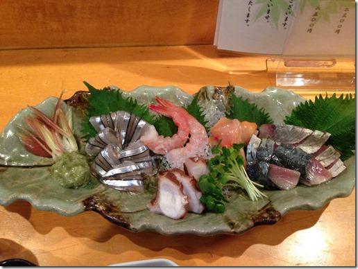 Kagoshima Sashimi