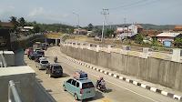 Pantauan mudik 2019: Arus mudik di jalur tengah tersendat