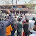 Bomb blast at Lahan Land Revenue Office