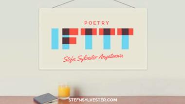 IFTT - Stefn Sylvester Anyatonwu