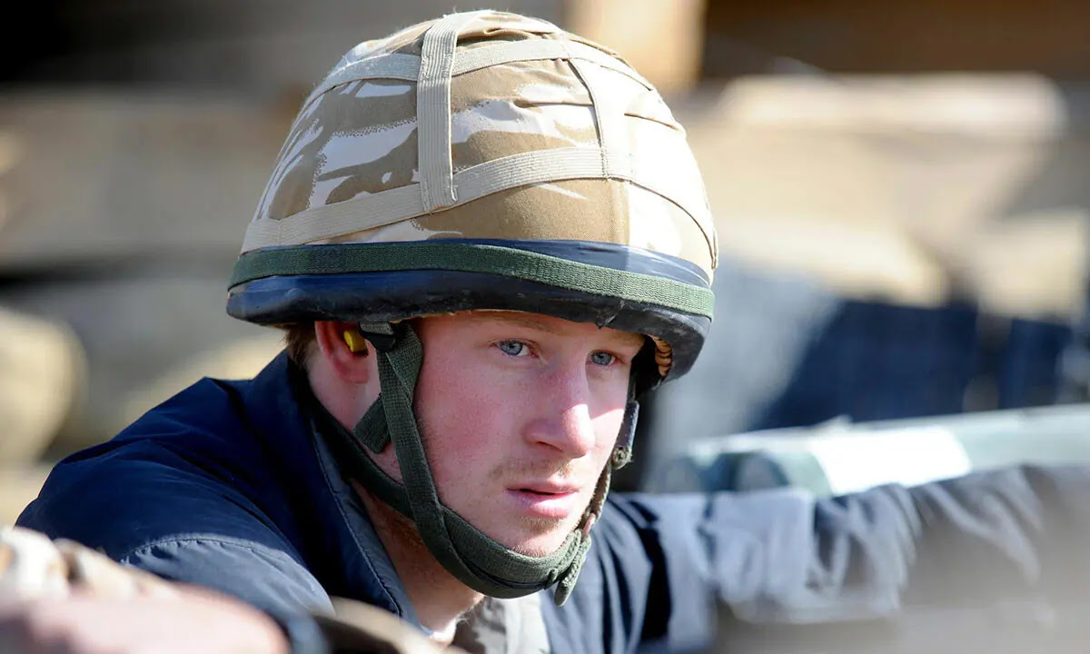 Prince Harry urges Military Veterans to 'support one another' amid Afghanistan Crisis