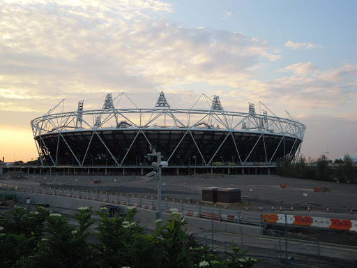 Olympic Park - from the best London walking tours