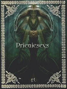 Prieaieseys Cover
