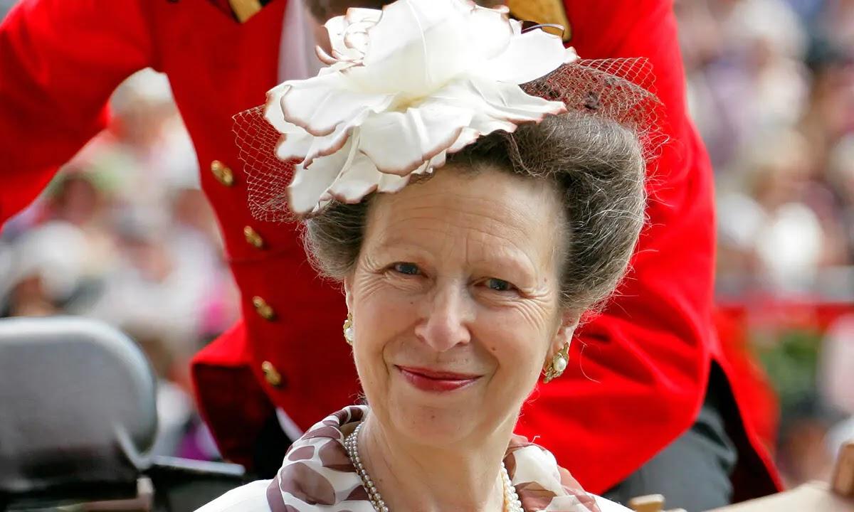 Princess Anne reunites with Former Boyfriend at Royal Ascot